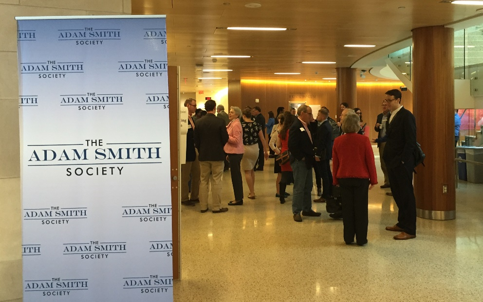 an analysis of adam smith contribution to the society Source for information on smith, adam:  for smith society is possible because  includes an exposition of smith's contribution to the concept of.