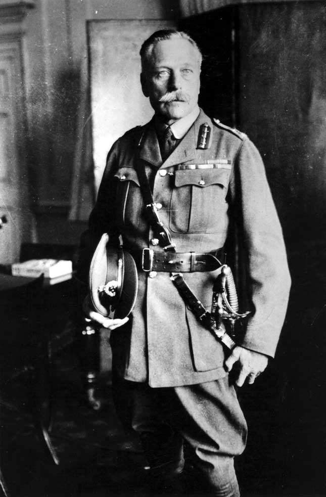 British General Douglas Haig (1861-1928) (Photo by Hulton Archive/Getty Images)