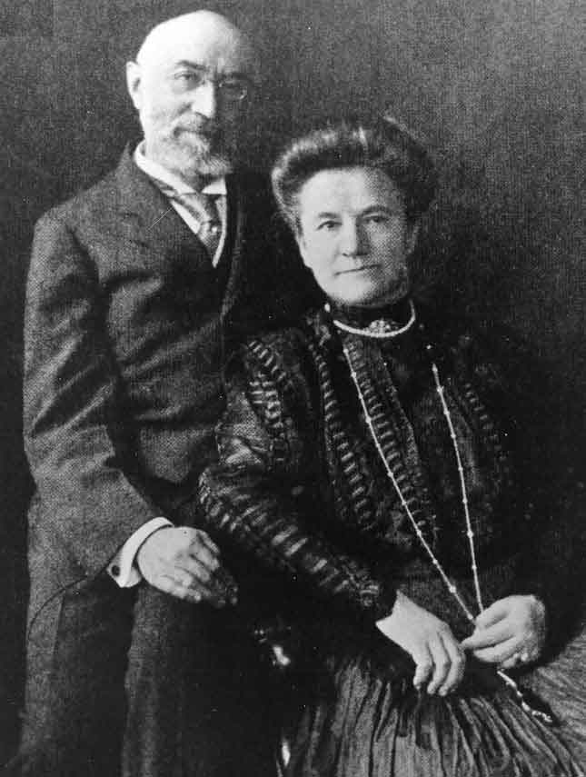 Isidor and Ida Strauss