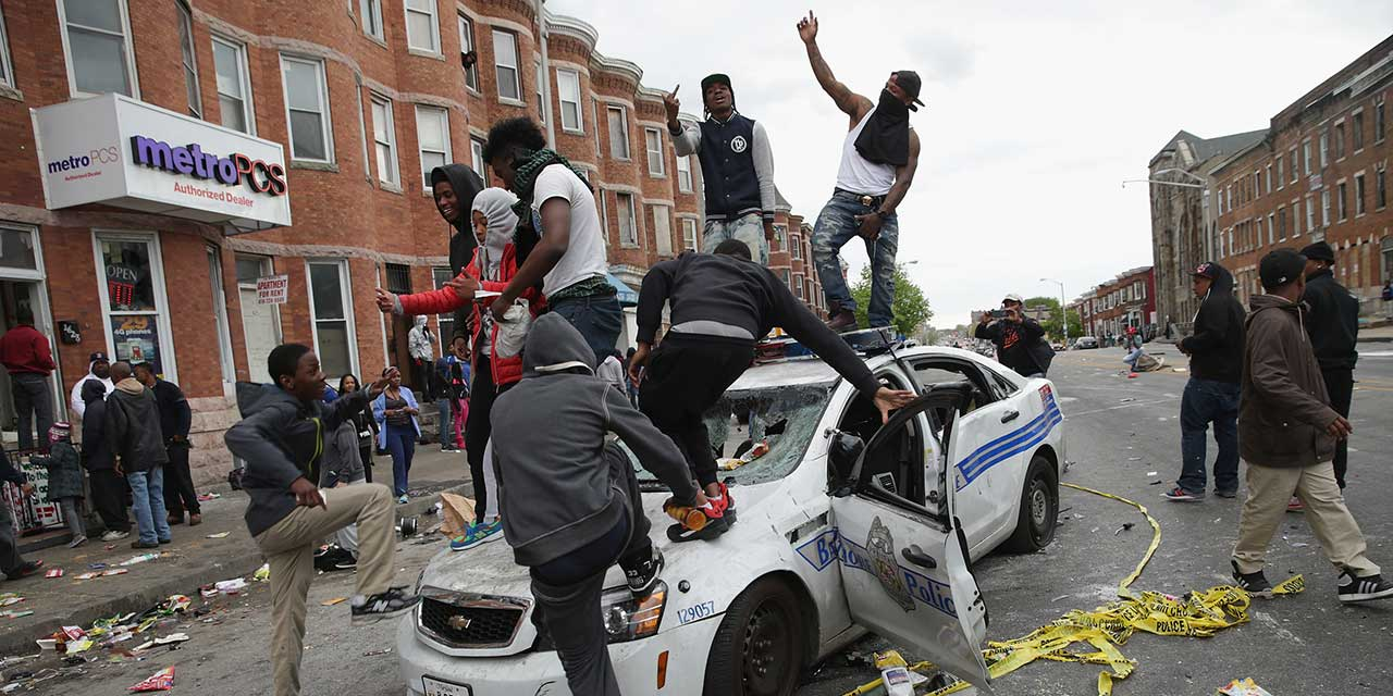 Image result for bALTIMORE HELL HOLE
