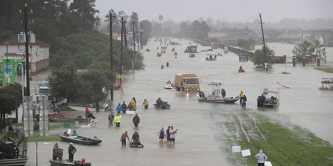 Houston, Inundated