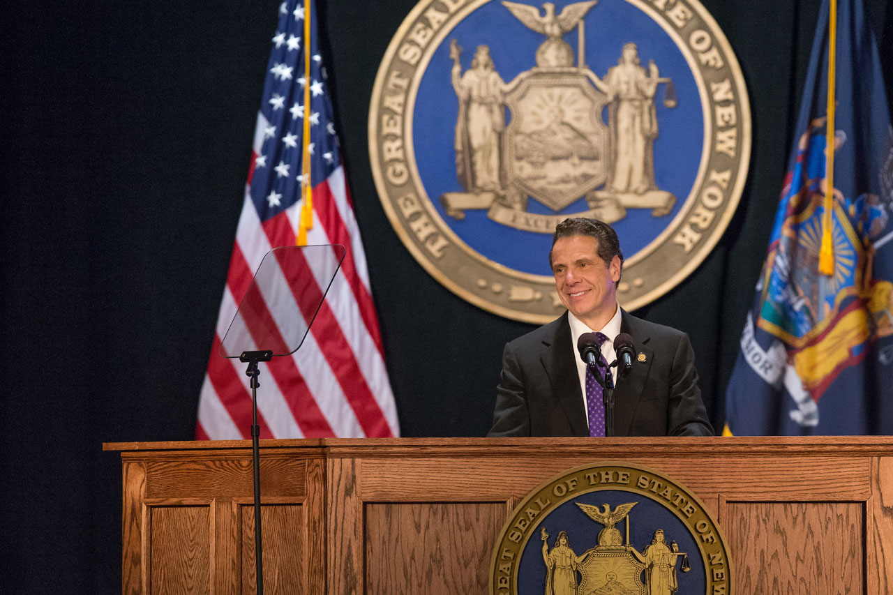 Getting Rid Of NY State's Income Tax?