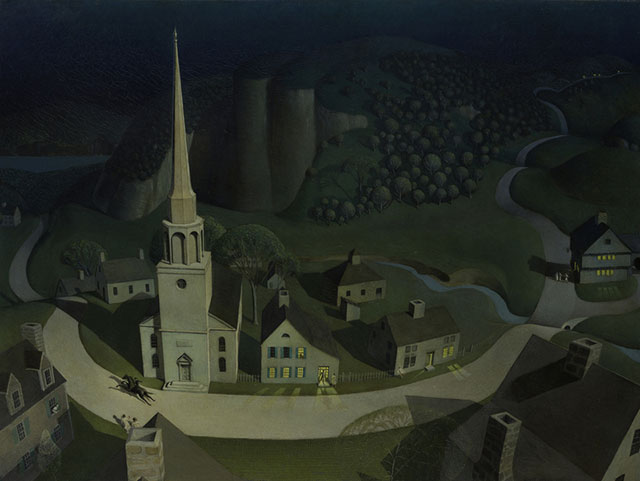 <i>The Midnight Ride of Paul Revere</i>, 1931