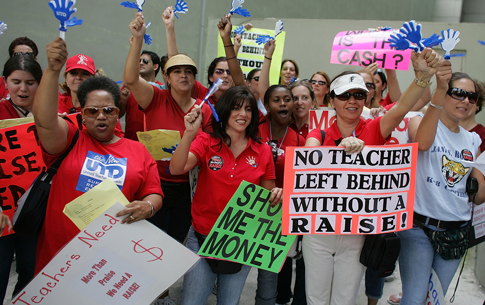 No, Teachers Are Not Underpaid