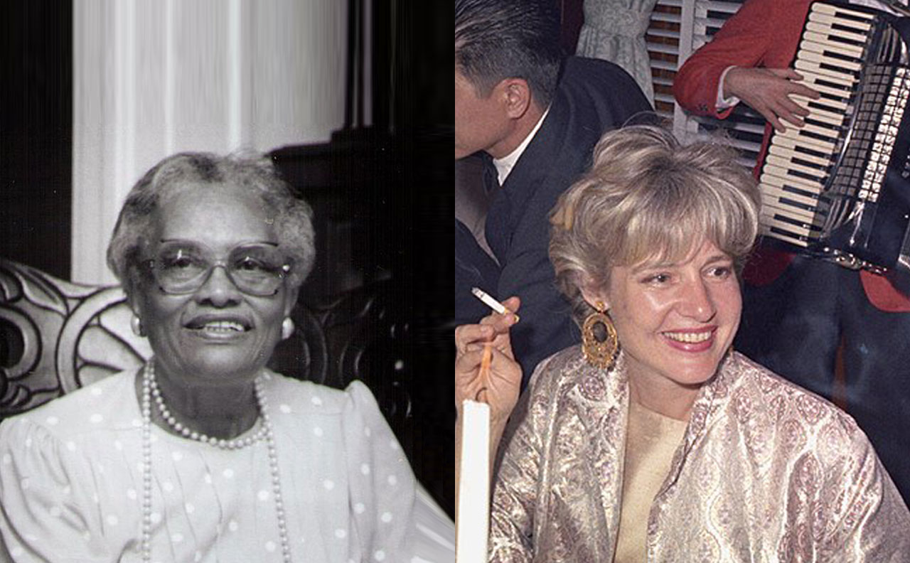 bca6d0dc2b Two Washington Women: Reflections on the passing of a pioneering ...