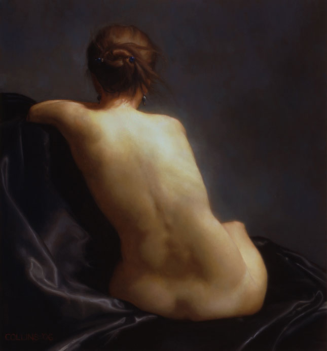 """Susan's Back,"" 2006 (JACOB COLLINS, COURTESY OF THE ARTIST)"