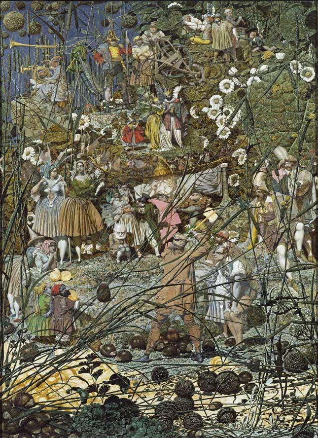 """""""The Fairy Feller's Master-Stroke,"""" 1855–64 (TATE, LONDON/ART RESOURCE, NY)"""
