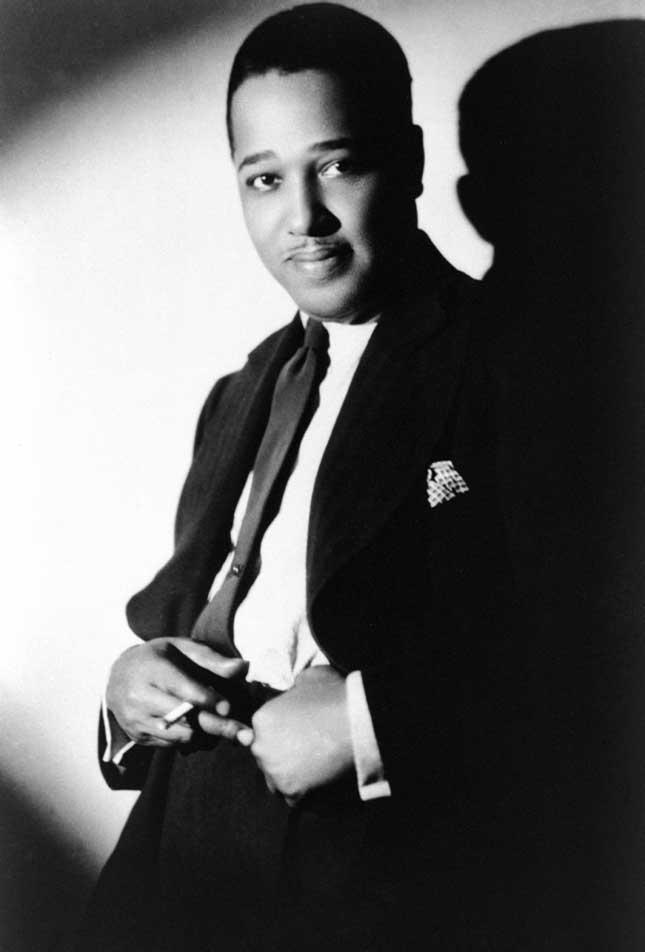 New York's vibrant piano tradition drew Duke Ellington from Washington, D.C. (Album/Art Resource, NY)
