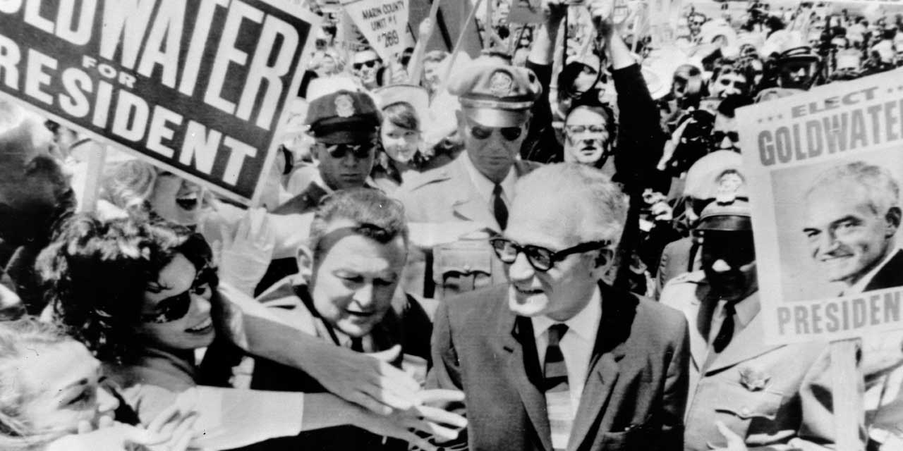 The Goldwater Takedown
