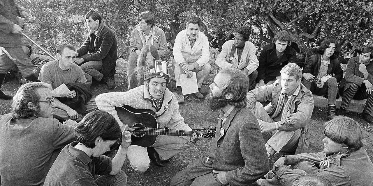 Bohemia's Strange Trip: Fifty years after the Summer of Love