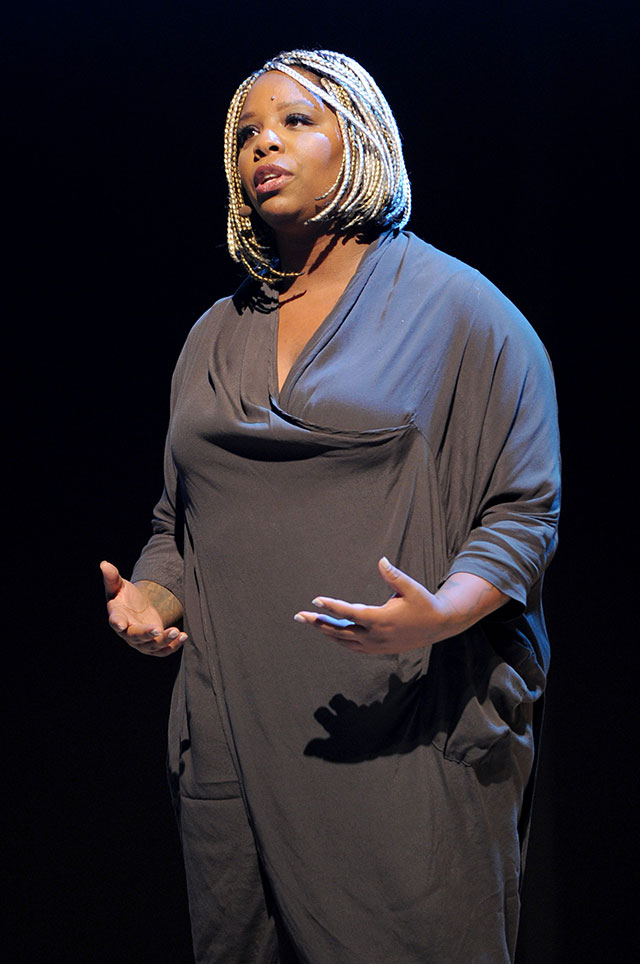 First-Year conference speaker Patrisse Khan-Cullors