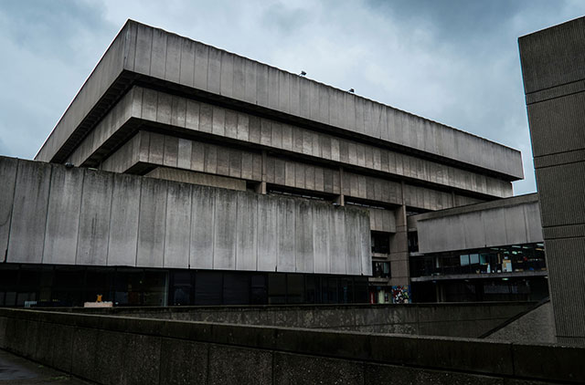 "Now demolished, Birmingham's Central Library looked, in Prince Charles's words, like ""a place where books are incinerated, not kept."" (JOHN JAMES/ALAMY STOCK PHOTO)"