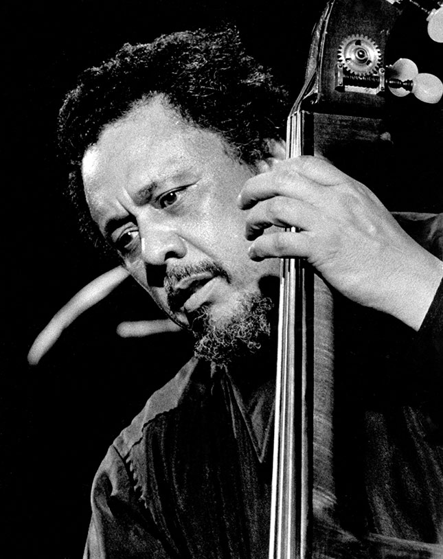 Balliett's profile of Charles Mingus captured the unpredictable jazz aesthetic of the larger-than-life bassist. (PHOTOFEST)
