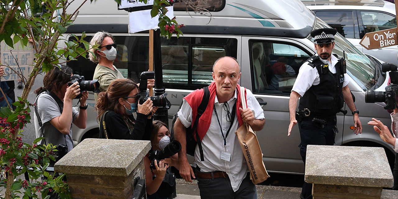 Boris Johnson Paying Price For His Handling of Dominic Cummings Scandal