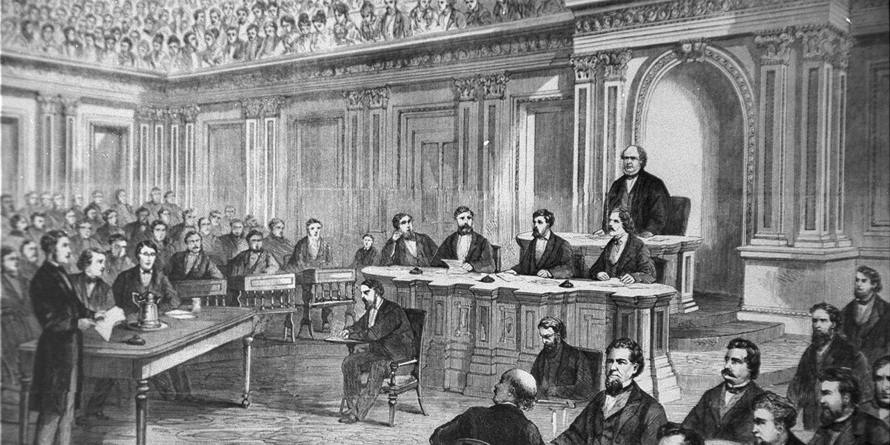 Relevant Lessons From The Impeachment Of Andrew Johnson