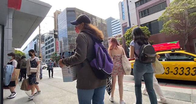 Photo: Jenny G. Shao, freelance video journalist