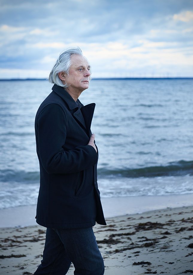 Producer Manfred Eicher founded ECM in 1969. (PHOTO BY KAUPO KIKKAS, COURTESY OF ECM RECORDS)