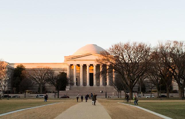West Building, National Gallery of Art (Photo: UmerPK/iStock)