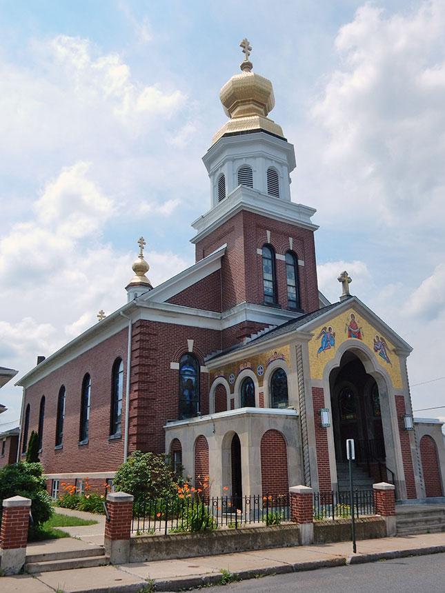 St. Mary's Ukrainian Catholic Church (Shuvaev / Creative Commons)