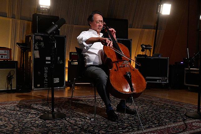 Yo-Yo Ma (Photo: Larry French/Getty Images for SiriusXM)