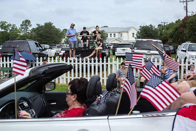 American History and Patriotism (Photo by Tamir Kalifa/Getty Images)