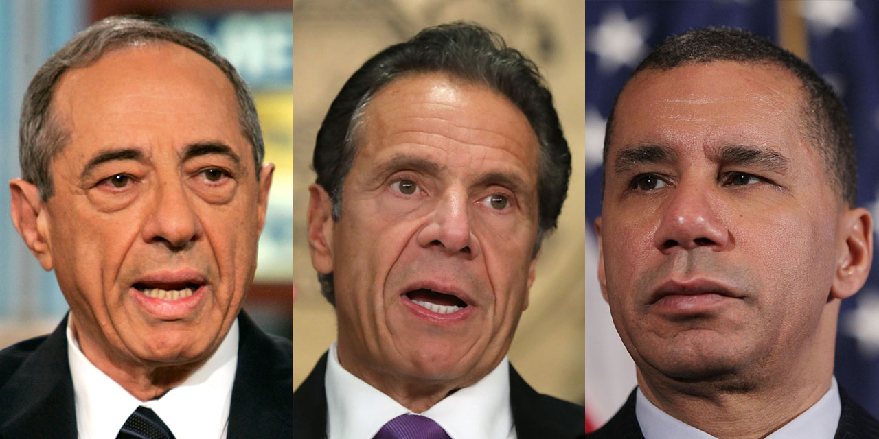 Review of Andrew Cuomo's American Crisis
