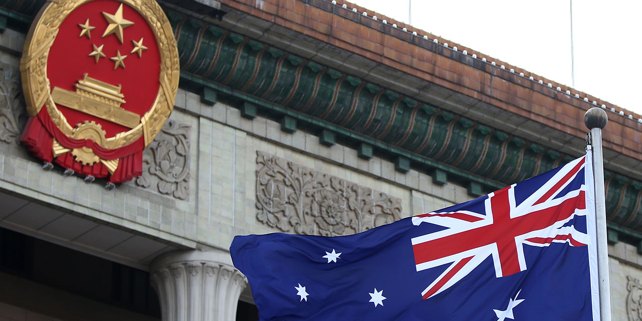 Australia's China Syndrome
