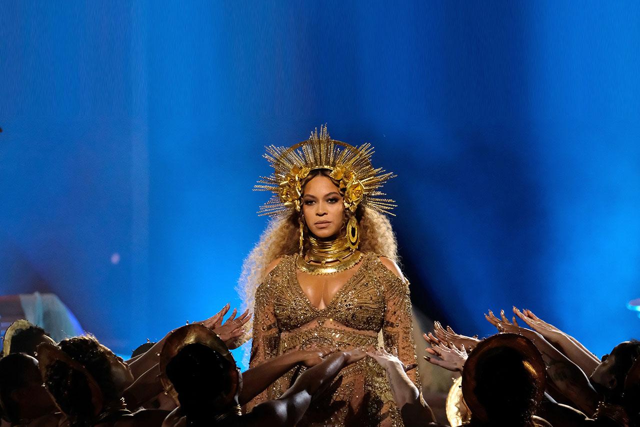 Robbing Beyoncé Blind