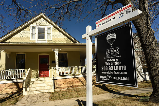 Nearly all single-family homes in Boulder's pricey real-estate market sell for more than $1 million. (HELEN H. RICHARDSON/THE DENVER POST/GETTY IMAGES)