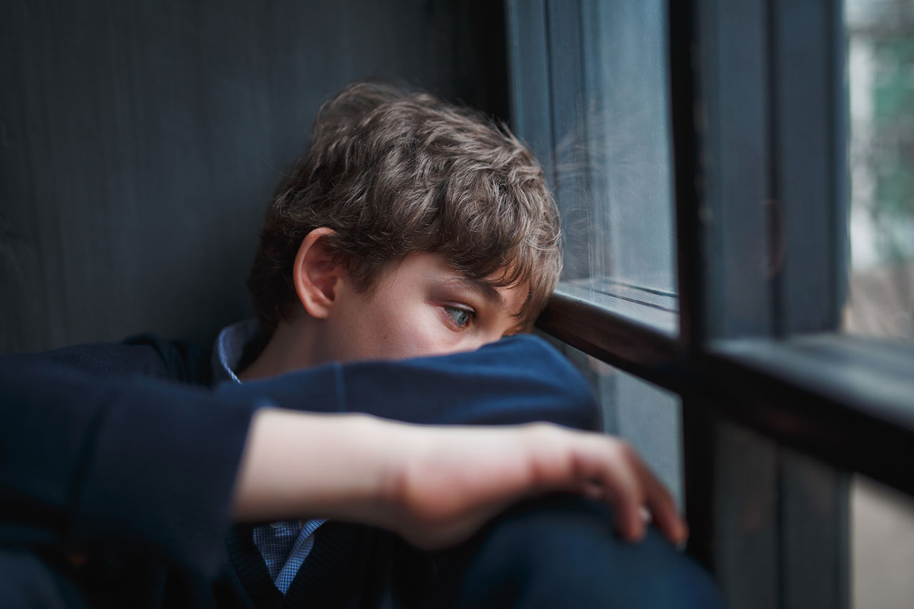 Boy Trouble: Family breakdown disproportionately harms young males