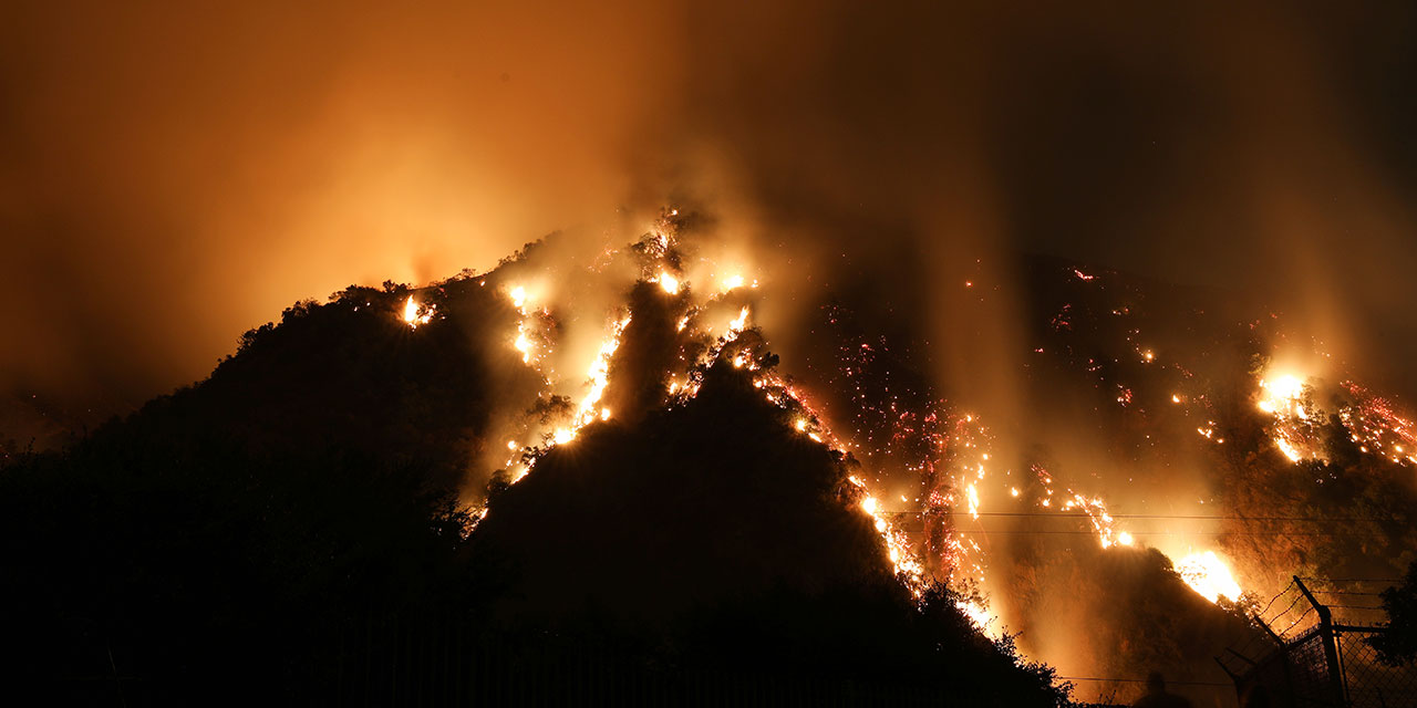 Fire on the Mountain | City Journal