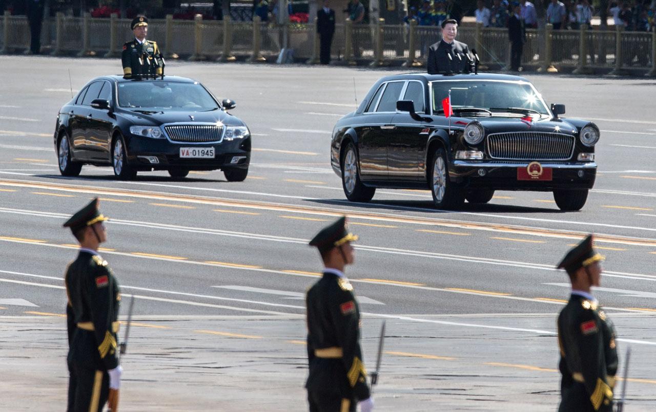 Tiananmen's Shadow