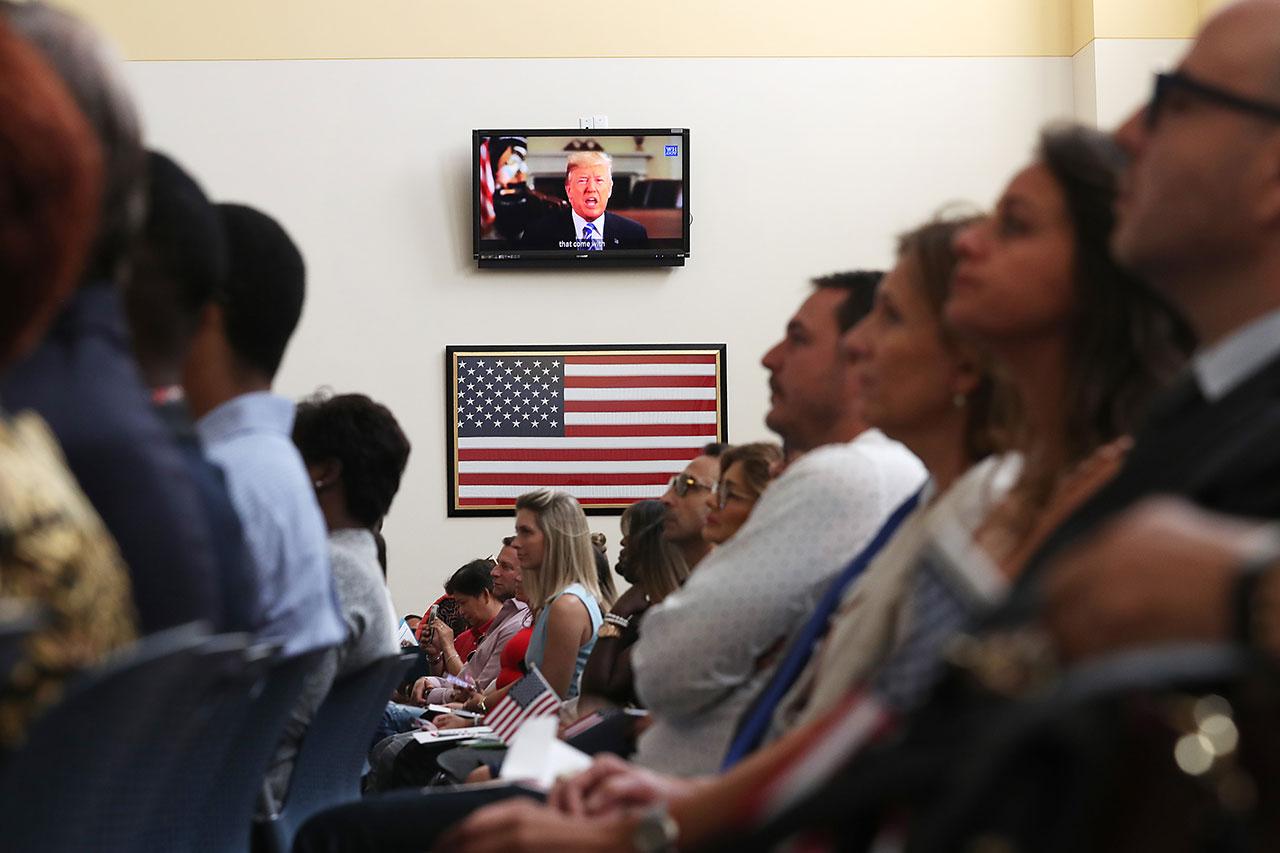 Democracy in Trump's America