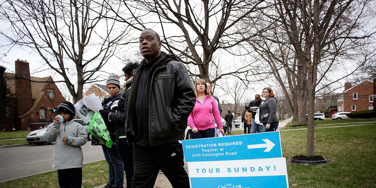 Detroit's Black Wealth Tax