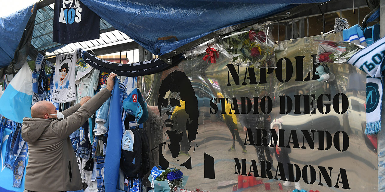 Maradona of Naples | City Journal