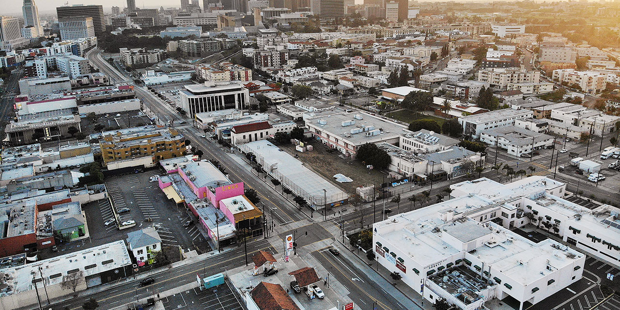 America's Working-class Communities Face Mounting Economic Stress