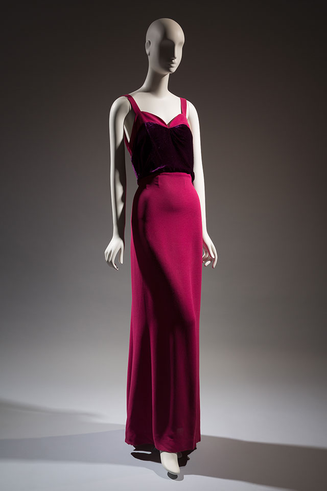 Elsa Schiaparelli, gown, Summer 1937, courtesy FIT