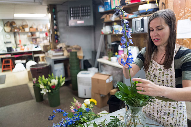 The expansion of occupational licensing makes it harder for people to start businesses ranging from hair salons to florist shops. (JERRY HOLT/STAR TRIBUNE/GETTY IMAGES)