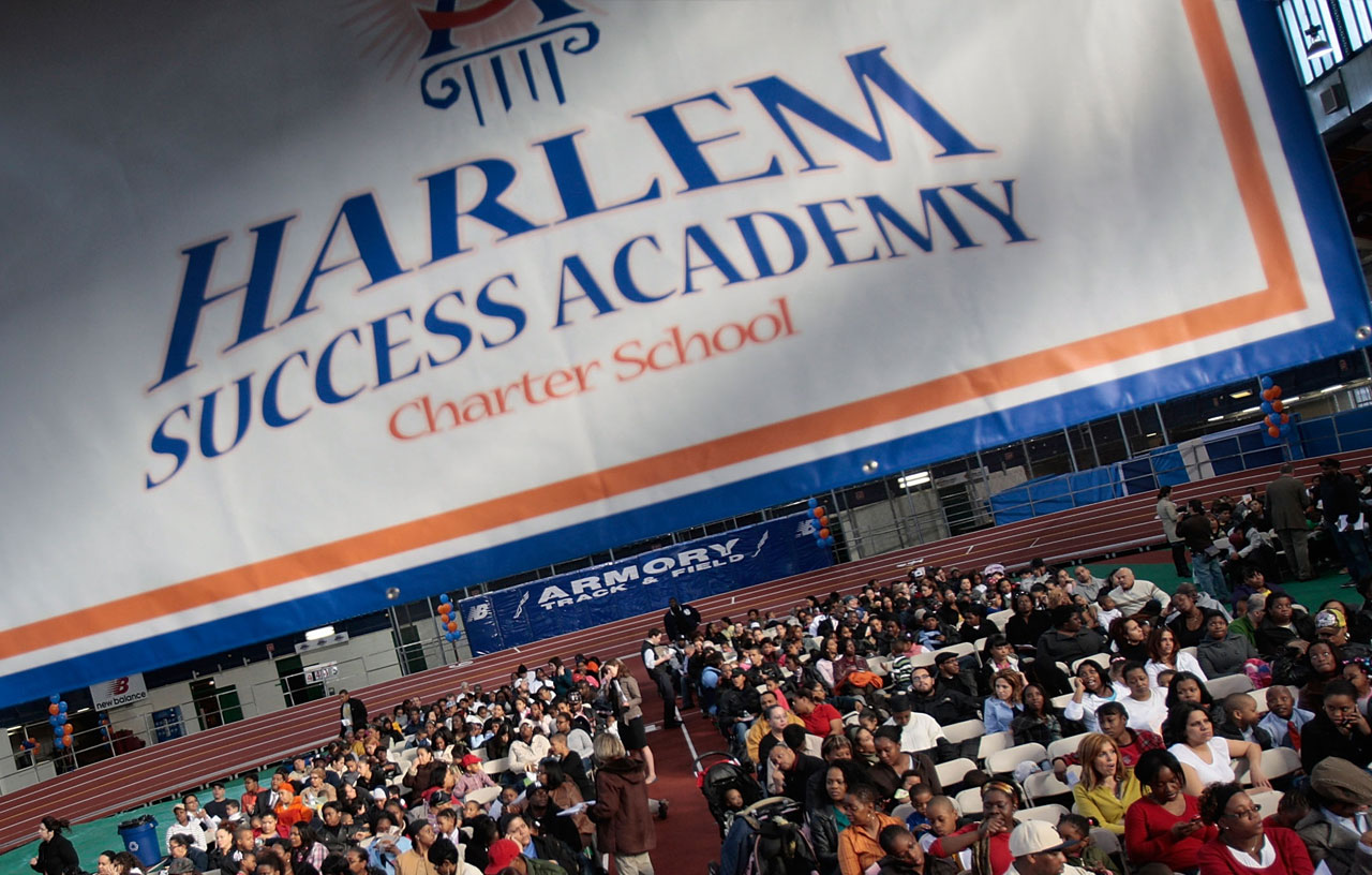 The Harlem School That Outscores the Suburbs