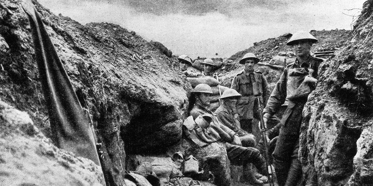 Kipling's WWI-era Book Contains Similarities to Today's Pandemic.