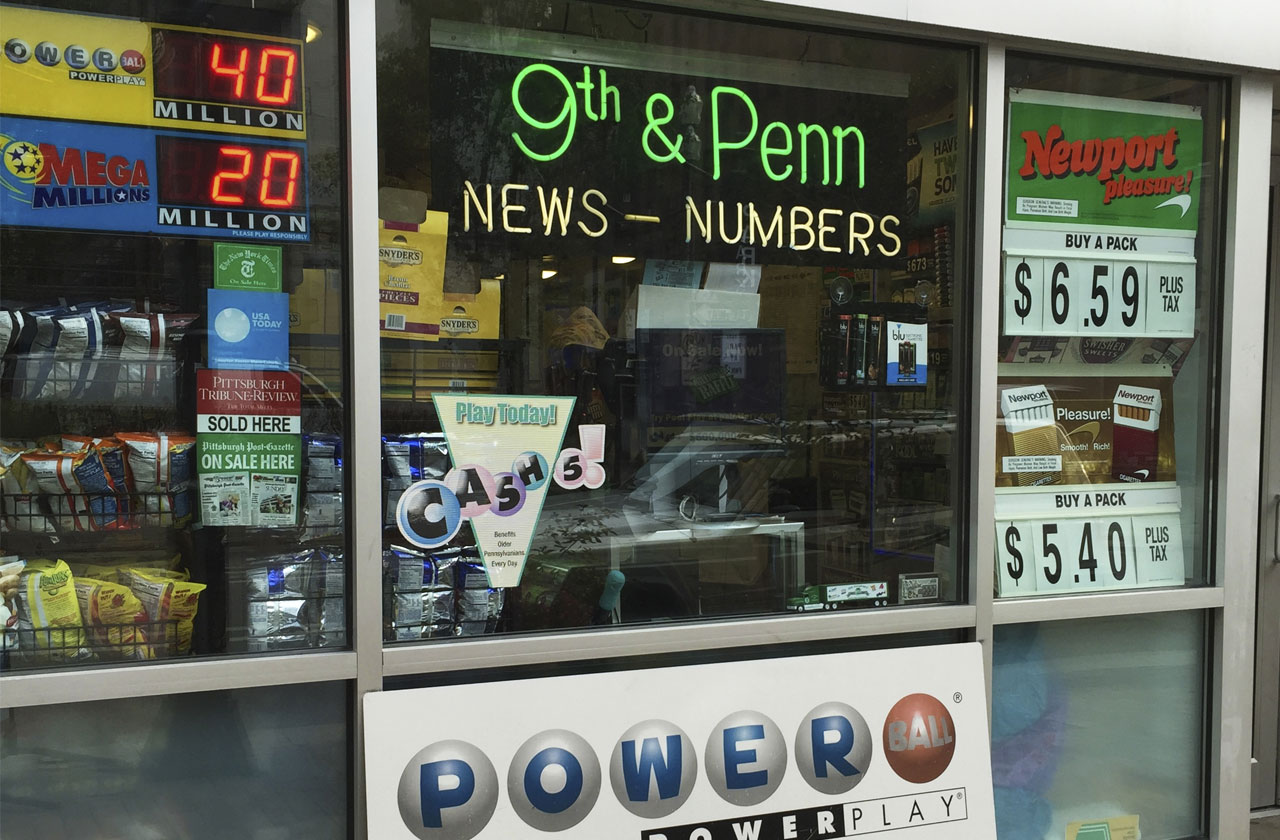 Ban Lottery Advertising Now