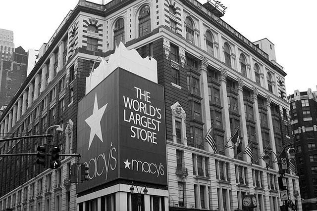 Macy's (Photo: Zach Rudisin)