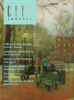 Latest Issue: Summer 2019 | City Journal