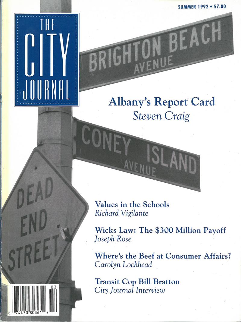 Letter From Brighton Beach | City Journal