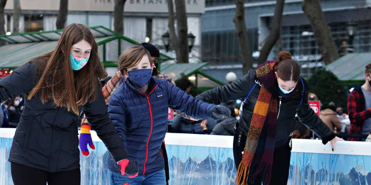 Bryant Park's Winter Village: A Miracle on Ice | City Journal