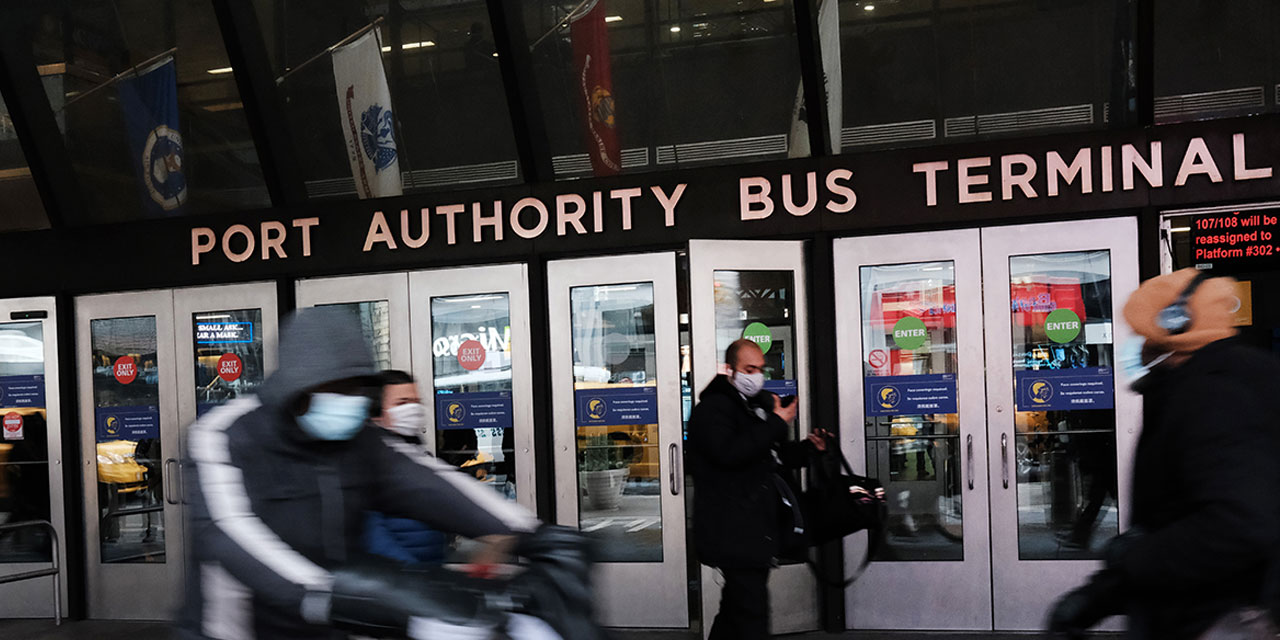 The Misguided Plan to Replace Midtown Bus Terminal | City Journal