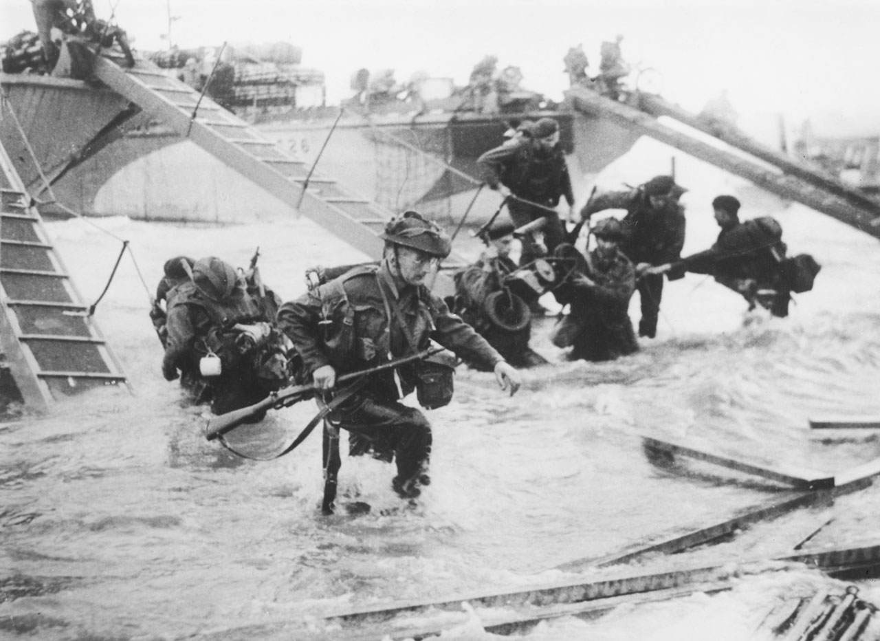 D-Day, and a Summer of Anniversaries