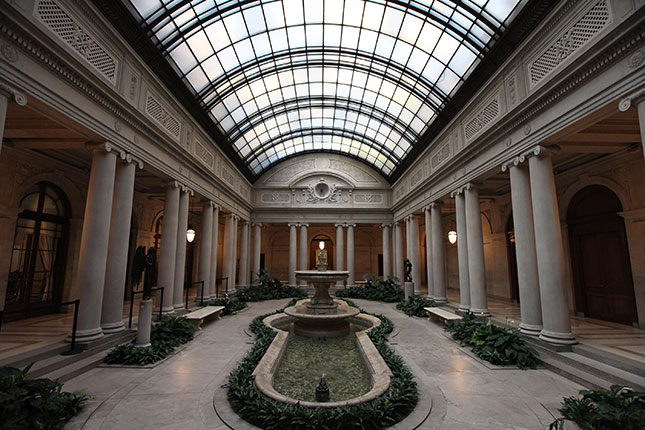 New York Frick Collection (Photo by Neilson Barnard/Getty Images)