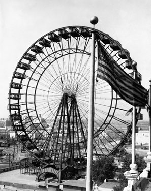 Europe first recognized American economic superiority at the 1904 World's Fair in St. Louis.