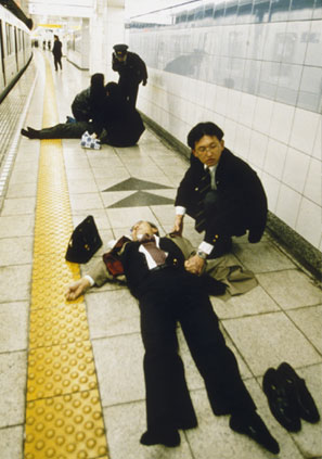 The death cult Aum Shinrikyo, which used sarin gas to horrific effect in the Tokyo subway system in 1995, had also sought to weaponize anthrax.